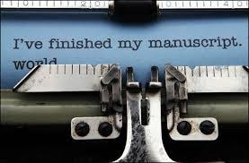 a manuscript