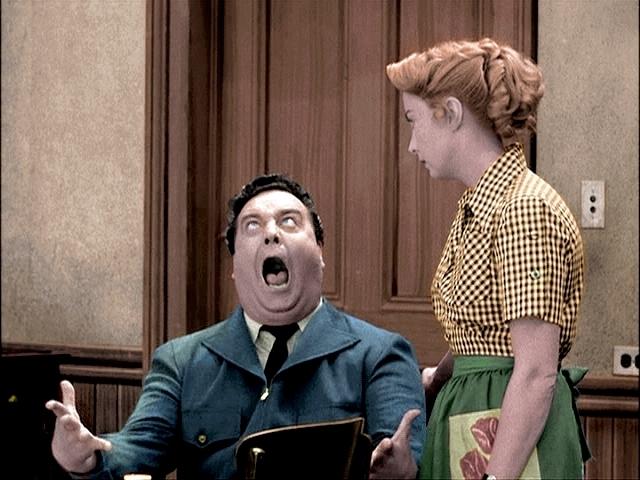 I've Got a Big Mouth