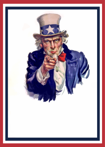 Uncle-Sam-World-War-2-Poster