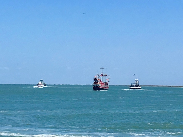 Port Aransas Boats