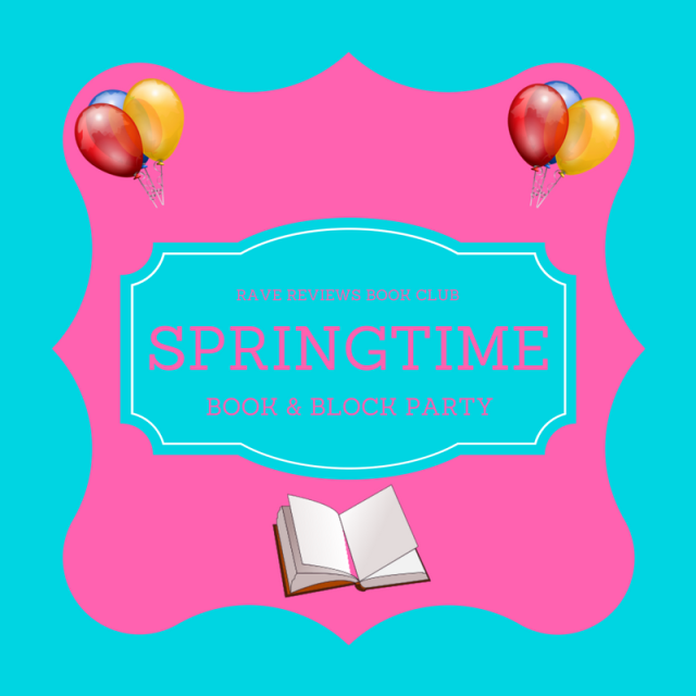 RRBC Springtime Book and Block party