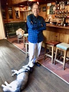 Dog and John
