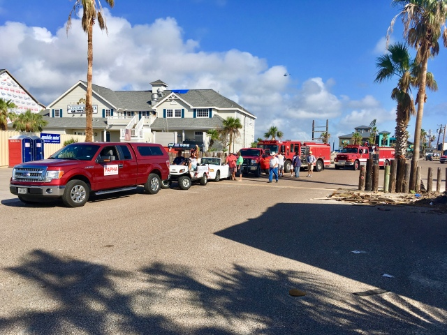 Port Aransas Old Town Parade
