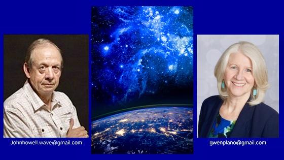 Gwen and John