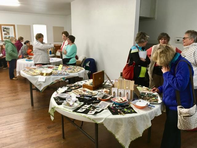 Craft sale
