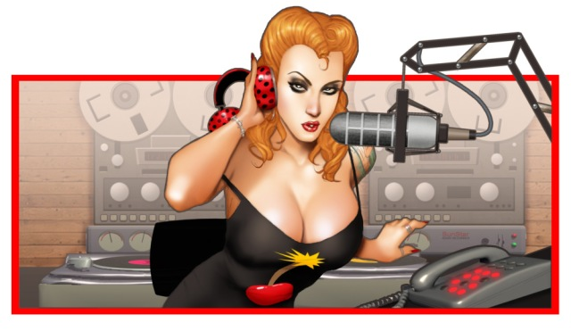Lisa Burton Radio