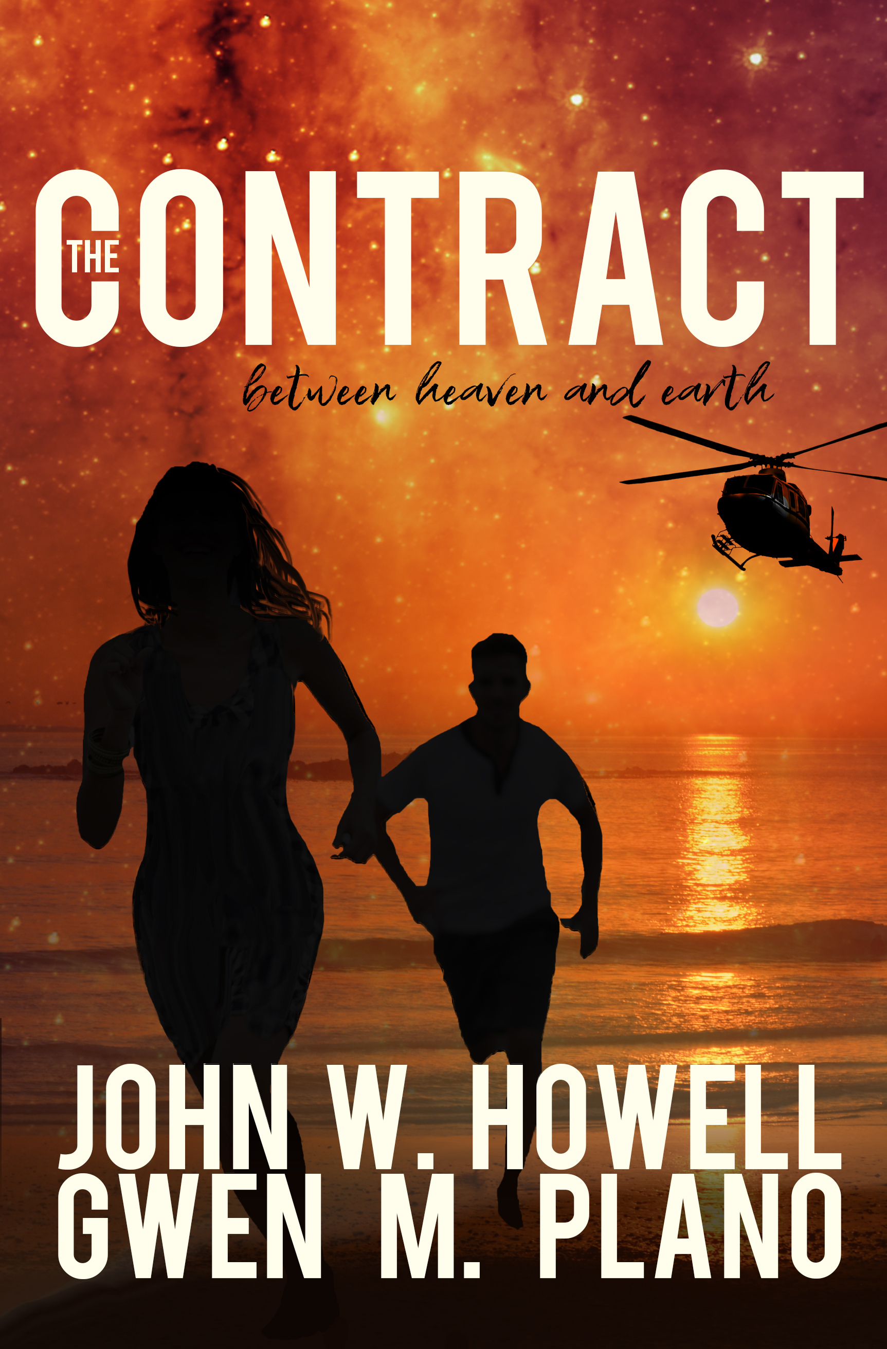 Book Cover Photography Contract : Book launch the contract between heaven and earth by