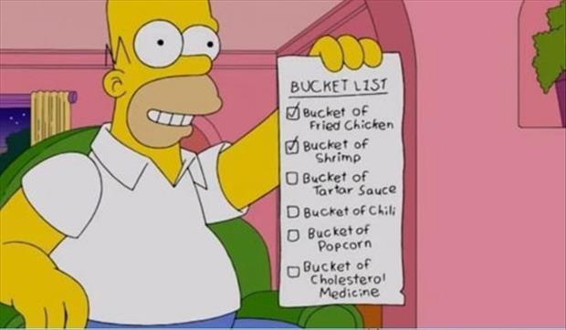 Top Ten things not to do