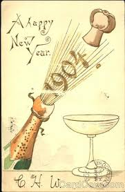 New Year's eve 1904