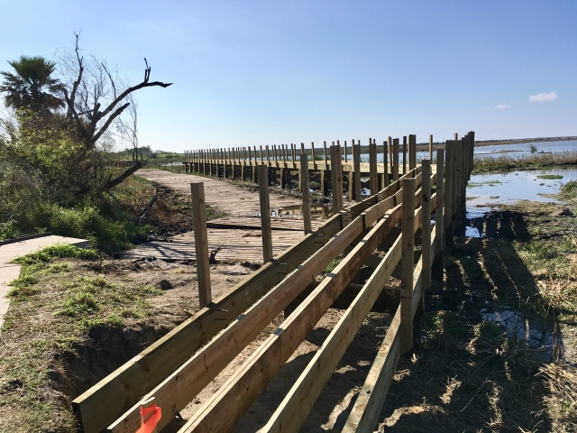 Birding Center rebuild