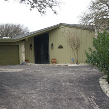 Alan Shepard's house