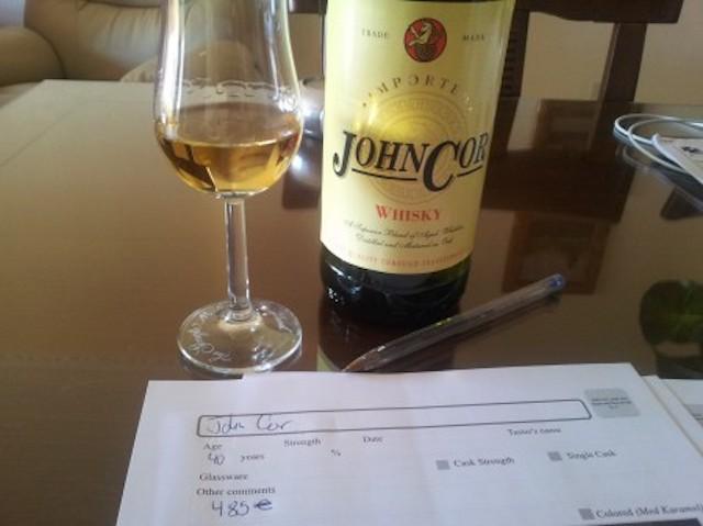 Scots whiskey
