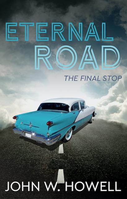 Eternal Road - Cover
