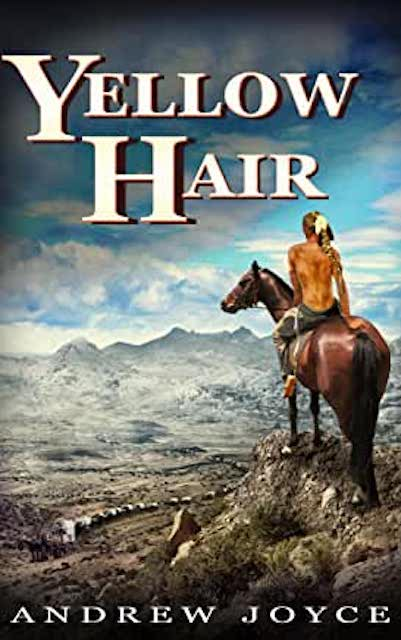 Front cover of Yellow Hair
