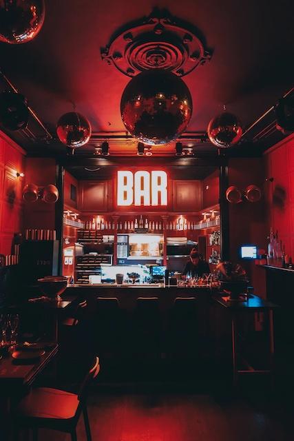 Photo of a bar